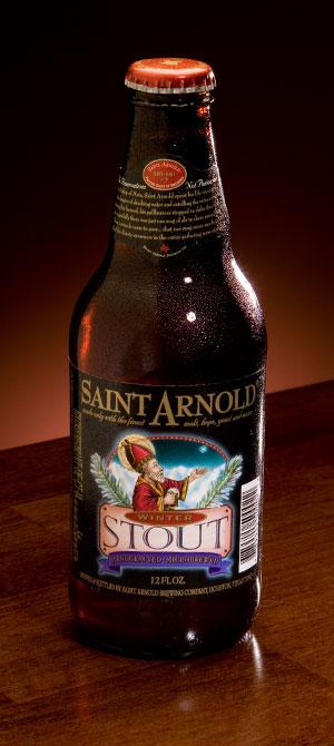 Saint Arnold Winter Stout Review