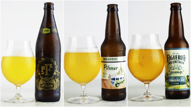 134 of the Best Pilsners, Blind-Tasted and Ranked