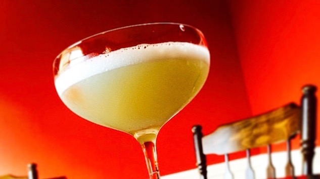 Happy Hour History: Picso Sour