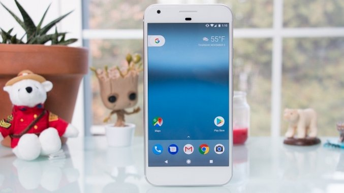 Google Pixel Review: Supremely Made, By Google