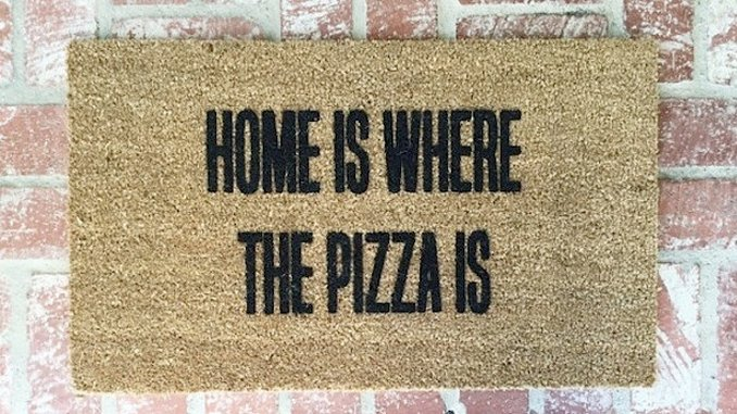Pizza Home Decor for Pie Lovers
