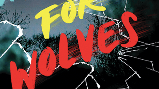 Exclusive Cover Reveal + Excerpt: Kosoko Jackson's Historical Thriller, <i>A Place for Wolves</i>