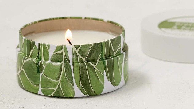 Plant-Printed Home Goods for Plant Killers