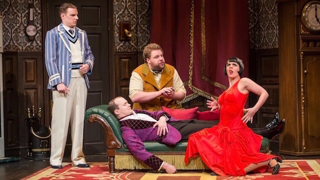 Review: <i>The Play That Goes Wrong</i>