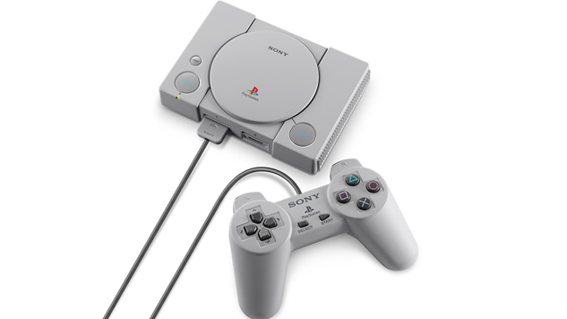 The Original PlayStation Is Returning as the PlayStation Classic