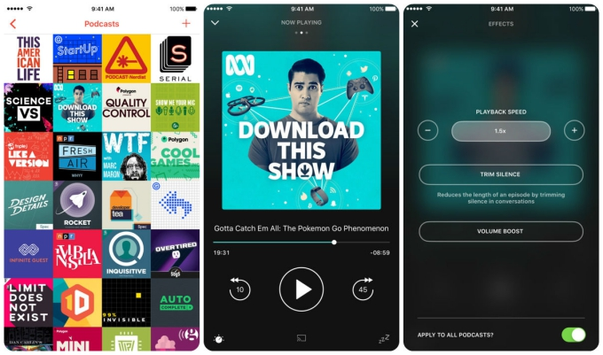The 10 Best Podcast Apps for iOS :: Tech :: Apps :: Paste