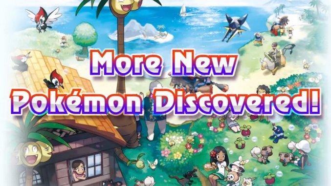 Classic Pokémon are Transforming in <i>Pokémon Sun</i> and <i>Moon</i>
