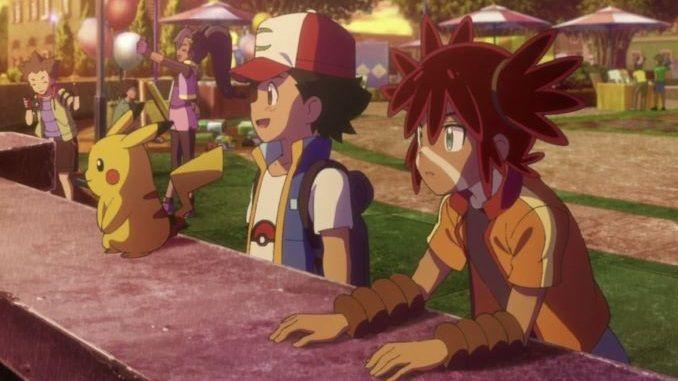 Dada Zarude and Shiny Celebi Coming to Pokémon Games Ahead of New Movie Release