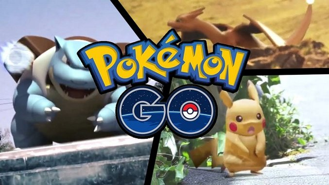 The Funniest Tweets About <i>Pokemon Go</i>