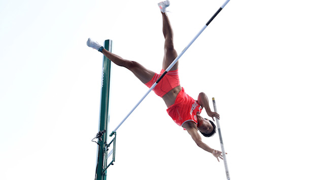 Olympics Ratings Boost: Pole Vault