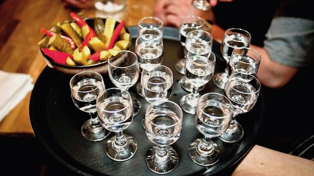 5 Things I Learned About Vodka in Poland