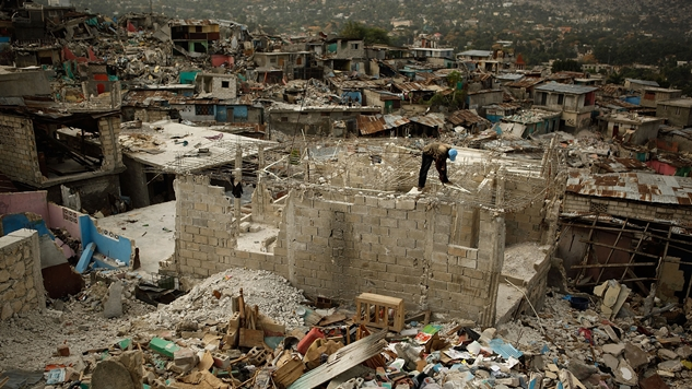Haiti Is Poor Because Colonial Powers Like the United States Made It That Way