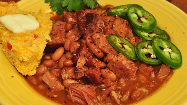 Poor Man's Supper: It's All About the Bean