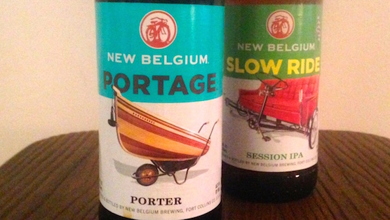 New Belgium Portage Porter Review