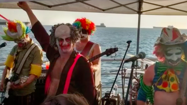 Frontman of Clown-Themed Iron Maiden Tribute Band Arrested in Japan on Drug Smuggling Charges