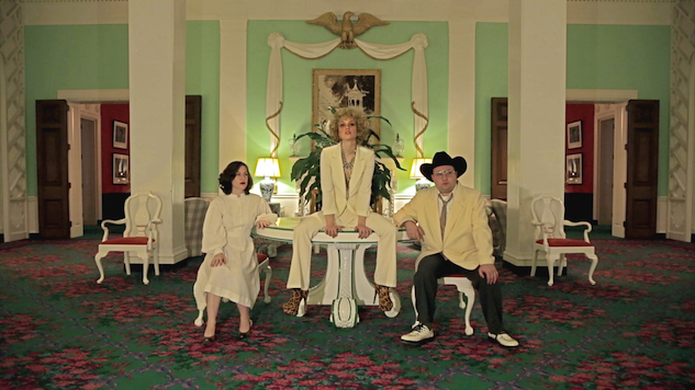 Priests Announce New Album <i>The Seduction of Kansas</i>