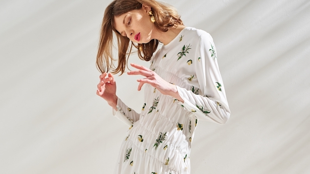 Pretty Printed Dresses You'll Live in This Spring