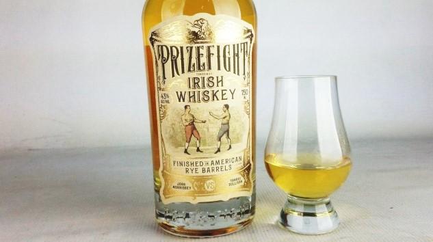 Prizefight Irish Whiskey Review