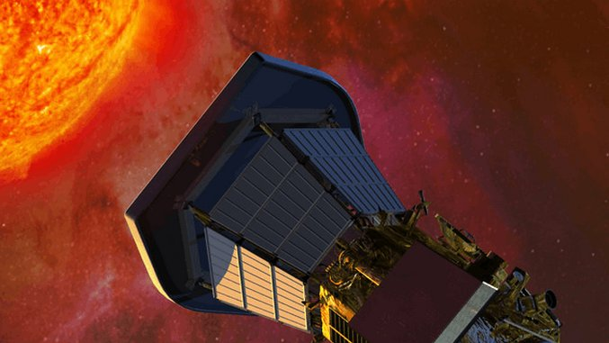 NASA Plans to Launch a Probe Straight into the Sun