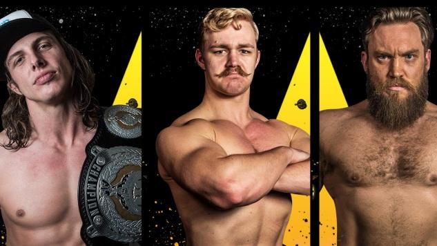 More Than Mania: A Progress Wrestling Primer