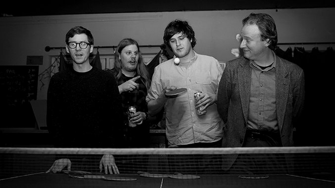 Photos: Behind the Scenes of Protomartyr