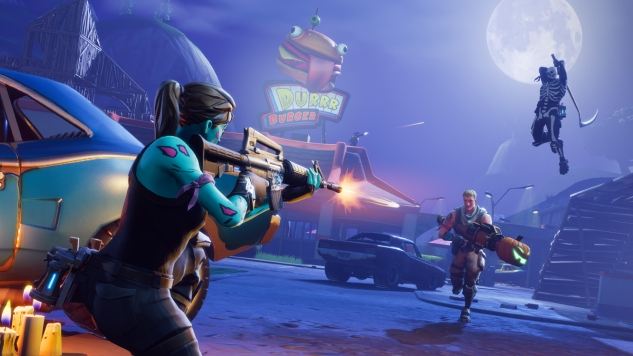 PUBG Vs. <i>Fortnite</i>: The Growing Pains of a New Genre