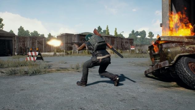 What Makes <i>PlayerUnknown's Battlegrounds</i> So Great Would Make It a Terrible Esports Game