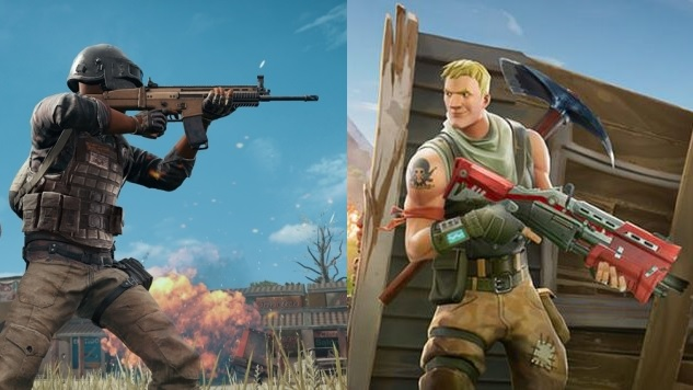 PUBG Sues <i>Fortnite</i> Developers for Copyright Infringement