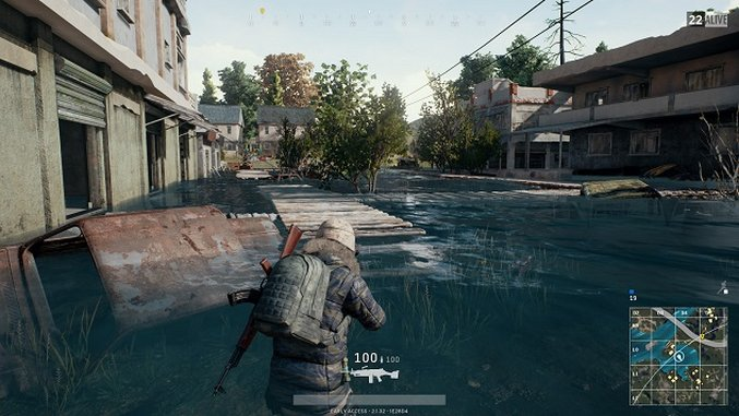 Water Town Brings a Sense of History to <i>Playerunknown's Battlegrounds</i>