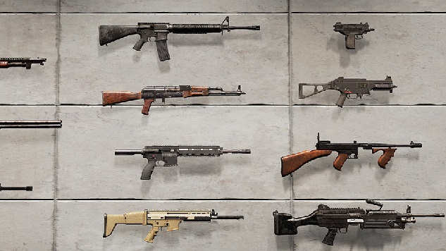 Ranking Every PlayerUnknown's Battlegrounds Weapon :: Games