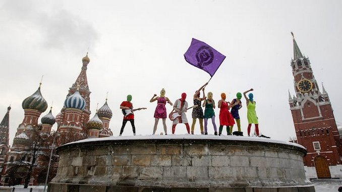 Pussy Riot Launch Campaign to Fund Immersive Theatrical Show