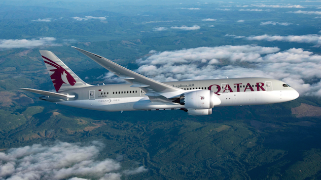 Qatar Airways Breaks Flight Record