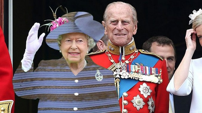 The Internet Makes Queen Elizabeth Regret Her Green Dress