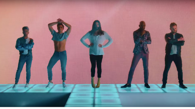 Henny, Stop Everything and Watch This Fabulous New <i>Queer Eye</i> Music Video
