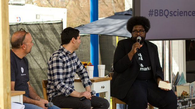 Take a Freewheeling Journey With Questlove and His Chef Friends