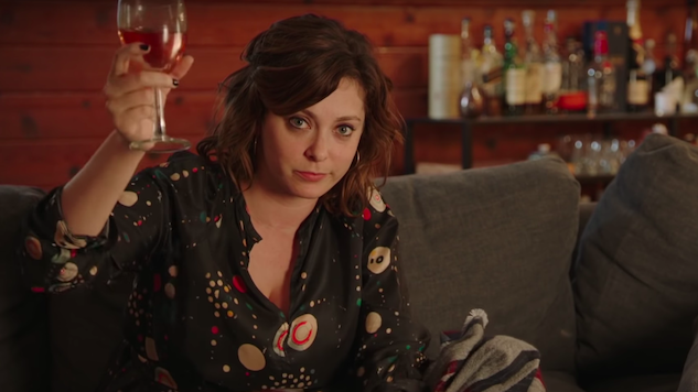 Watch Rachel Bloom Tell a Nazi Heist Story in <i>Drunk History</i> Clip