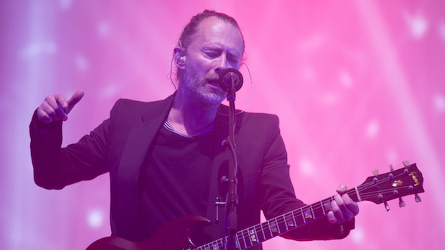 Radiohead Ignore Critics of Israel Show, Play Longest Set in 11 Years