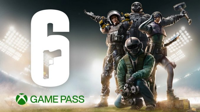 <I>Tom Clancy&#8217;s Rainbow Six Siege</I> Is Coming to Xbox Game Pass This Month