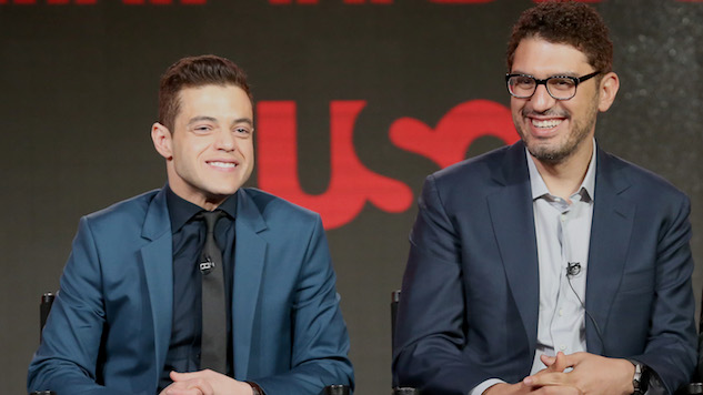 Rami Malek to Star as Undercover Agent in Film from <i>Mr. Robot</i> Creator Sam Esmail
