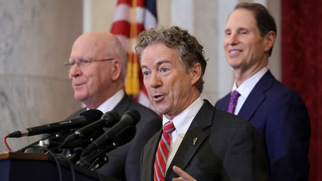 Rand Paul Just Blocked a Vote on the 9/11 Victim Compensation Fund
