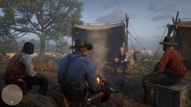 A Red Dead Redemption 2 Camp Guide: What to Do There and Why
