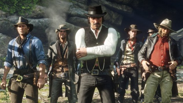 The massive download size of Red Dead Redemption 2