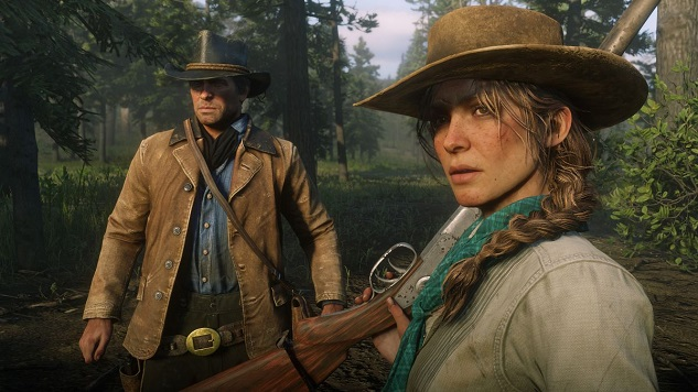 <i>Red Dead Redemption 2</i>: Open World Games Are Still Incompatible With Linear Narrative