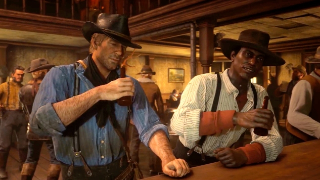 In <i>Red Dead Redemption 2</i> You Don't Know What You Got till It's Gone