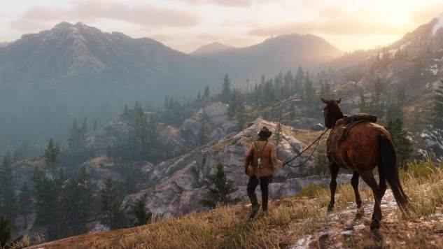 <i>Red Dead Redemption 2</i> Is At Its Best When I'm Not Actually Playing It