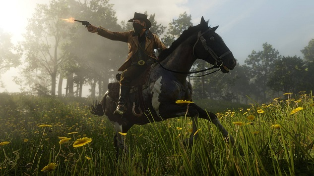 <i>Red Dead Redemption 2</i> Plants and Orchids Guide Plants