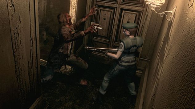 Ranking Every Resident Evil Game Games Galleries Resident
