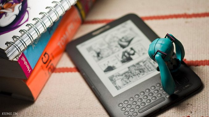 Book Wars: Reading Electronically Might Be Better for Your Kids