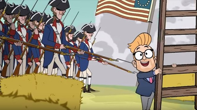Adam Ruins History in This Exclusive Clip from <i>Reanimated History</i>