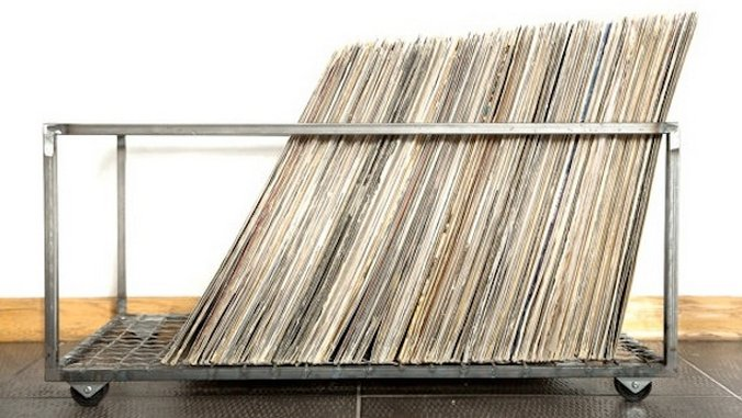 Cool Vinyl Record Storage Options
